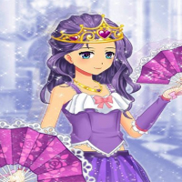 Anime Princess Kawaii Dress Up Online