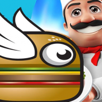 Flappy Burger Shop Online