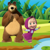 Masha and the Bear Jigsaw Puzzles