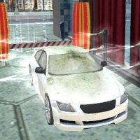 Modern Sports Car Wash 3D Online