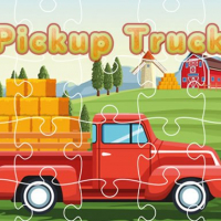 Pickup Trucks Jigsaw