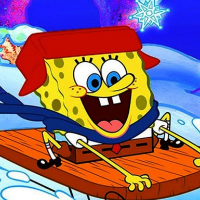 SpongeBob Winter Puzzle