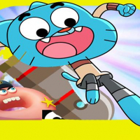 The Amazing World of Gumball falp flap Game online Online