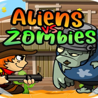 Aliens vs Zombies Online