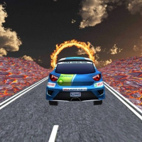 Car Stunt Race Trial Online