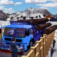 Cargo Truck Transport Simulator  2020