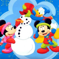 Disney Christmas Jigsaw Puzzle 2 Online