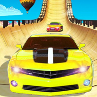 Extreme Ramp Car Stunts Game 3d