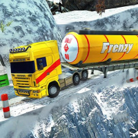 Extreme Winter Oil Tanker Truck Drive Online