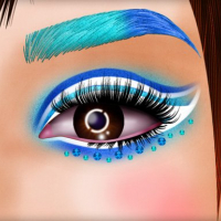 Incredible Princess Eye Art Online