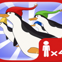 Penguin Fish Run Online