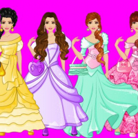 Princess Dress Design