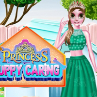 PRINCESS PUPPY CARING Online