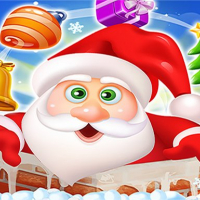 super mario santa claus game