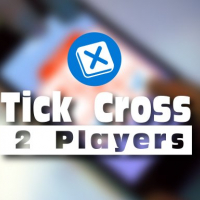 Tick Cross 2 Players
